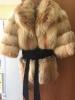 Шуба из лисы Fur Natural