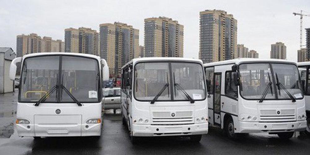 Автобусы в микрорайоне «Южный»