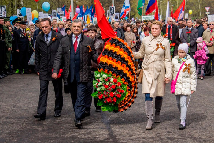 День Победы 2019 во Всеволожске - программа празднования