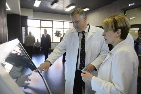 Губернатор проинспектировал Всеволожскую больницу