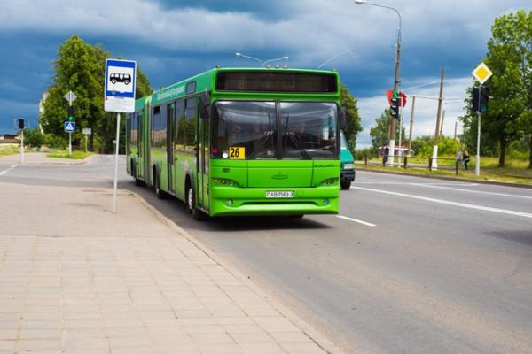 Изменения в движении 4 автобуса