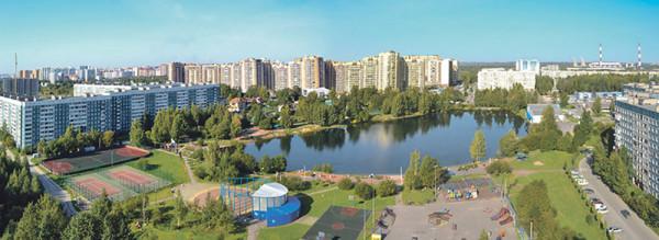 Новая школа в Новом Девяткино