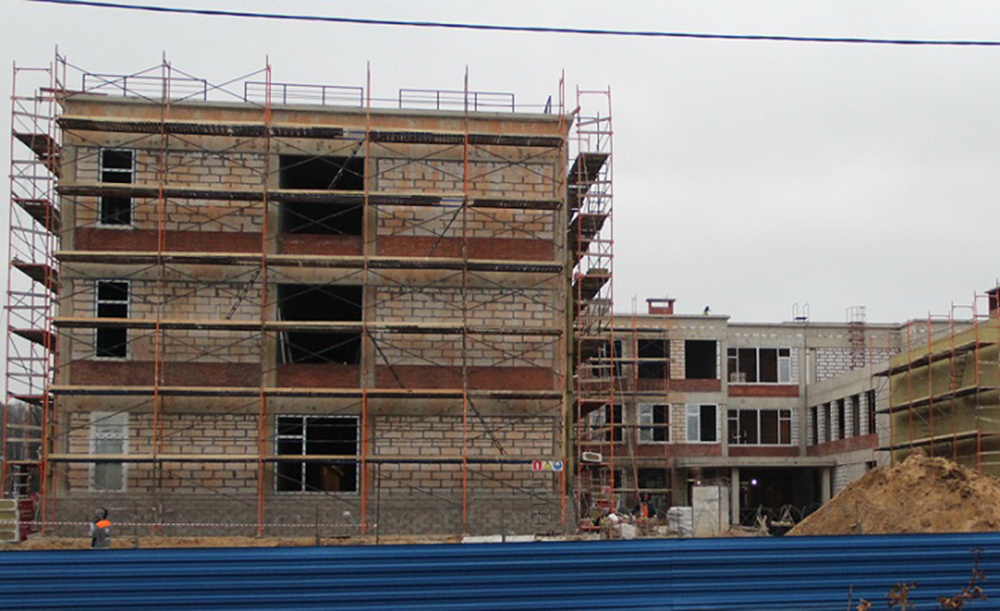 Новая школа в «Новом Сертолово»