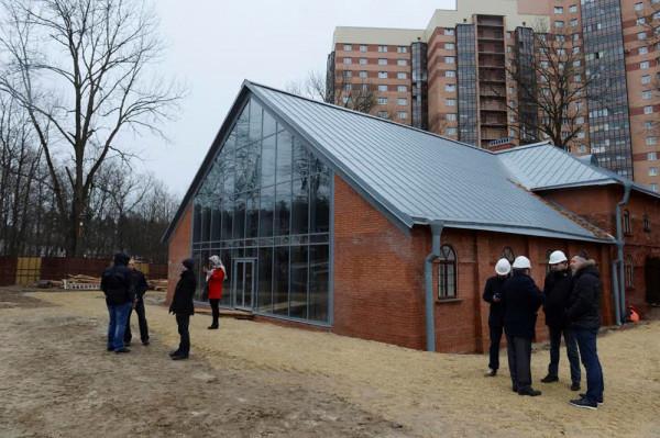 Открытие Дома авиаторов во Всеволожске запланировано на начало мая