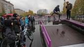 Новая скейт-площадка во Всеволожжске