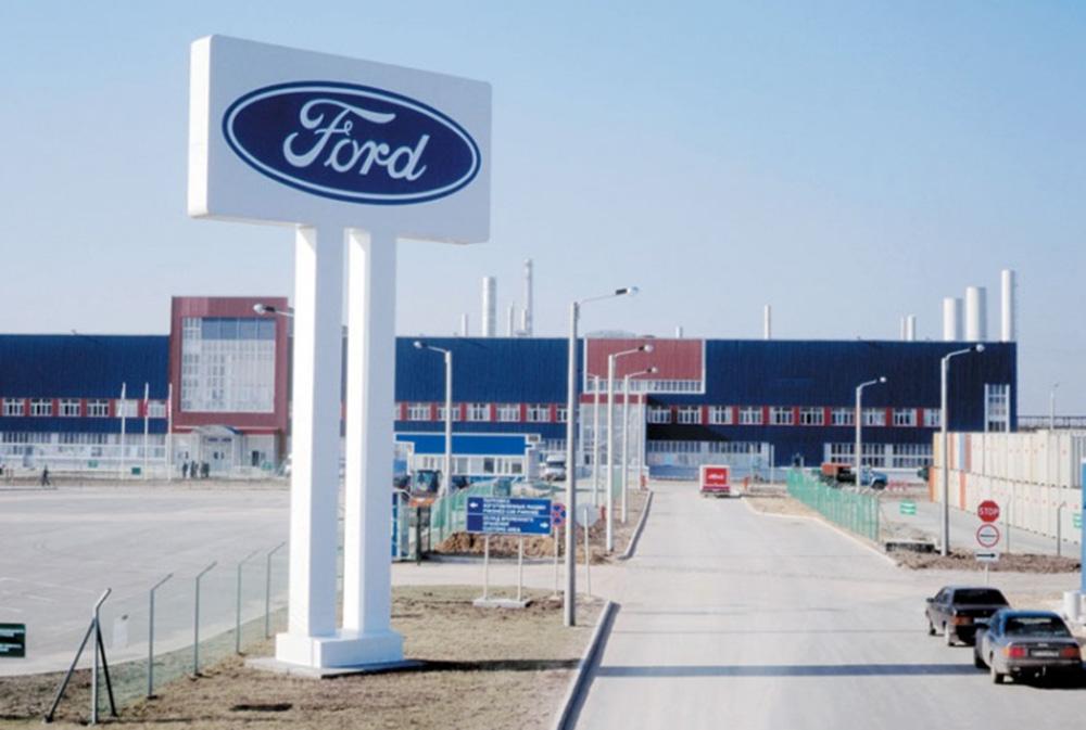 Работники завода Форд во Всеволожске получат компенсацию